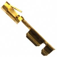 TE Connectivity AMP Connectors - 87046-1 - CONN SOCKET 20-24AWG 15AU CRIMP