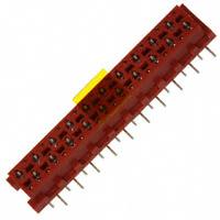 TE Connectivity AMP Connectors - 9-188275-0 - CONN FMALE-ON-BRD 20POS VERT SMD