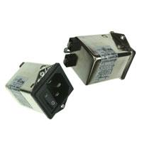 TE Connectivity Corcom Filters - 2-1609114-2 - PWR ENT MOD RCPT IEC320-C14 PNL