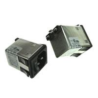 TE Connectivity Corcom Filters - 2-1609113-8 - PWR ENT MOD RCPT IEC320-C14 PNL