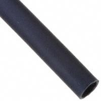 "TE Connectivity Raychem Cable Protection - DWP-125-1/8-0-STK - HEATSHRINK POLY 1/8""X4' BLK"