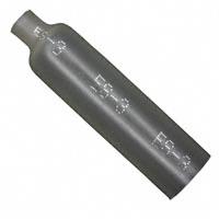TE Connectivity Raychem Cable Protection - ES-CAP-NO.3-B8-0-50MM - HEATSHRINK END CAP 10.85MM BLK