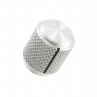 """TE Connectivity ALCOSWITCH Switches - KD500A1/4 - SWITCH KNOB DIAMOND 0.5"""" NATURAL"""
