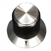 """TE Connectivity ALCOSWITCH Switches - KNS501BA1/8 - SWITCH KNOB STRAIGHT .50"""" KNS"""