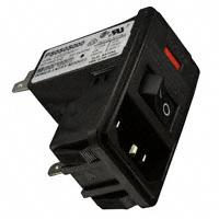 TE Connectivity Corcom Filters - PS0S0S000 - PWR ENT MOD RCPT IEC320-C14 PNL