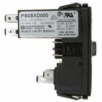TE Connectivity Corcom Filters - PS0SXD000 - PWR ENT MOD RCPT IEC320-C14 PNL