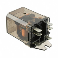 TE Connectivity Potter & Brumfield Relays - RMD05012 - RELAY GEN PURPOSE SPST 30A 12V