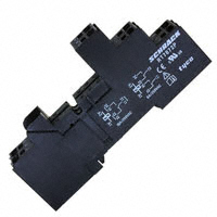 TE Connectivity Potter & Brumfield Relays - 1860200-1 - SOCKET W/O SCREW FOR DINRAIL