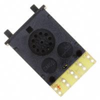 TE Connectivity ALCOSWITCH Switches - SMCD131AK - SWITCH THUMB BCD 0.4VA 20V