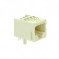 TE Connectivity Corcom Filters - RJ45-8X - CONN MOD JACK 8P8C R/A UNSHLD