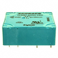 TE Connectivity Potter & Brumfield Relays - V23057A 2A401 - RELAY GEN PURPOSE SPDT 8A 12V