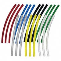 "TE Connectivity Raychem Cable Protection - VERSAFIT-1/4-KT2-REFILL - HEATSHRINK 1/4""X6"" 21 PCS"