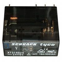TE Connectivity Potter & Brumfield Relays - 1887100-3 - RELAY GEN PURPOSE SPDT 16A 24V