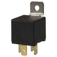 TE Connectivity Potter & Brumfield Relays - 1432772-1 - RELAY GEN PURPOSE SPST 30A 12V