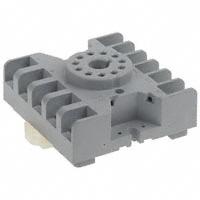 TE Connectivity Potter & Brumfield Relays - 27E892 - SOCKET DIN RAIL MT KRPA SERIES