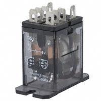 TE Connectivity Potter & Brumfield Relays - K10P-11DT5-12 - RELAY GEN PURPOSE DPDT 15A 12V