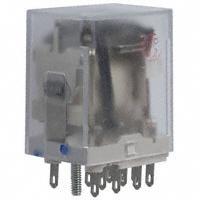 TE Connectivity Potter & Brumfield Relays - KHU-17D12-24 - RELAY GEN PURPOSE 4PDT 5A 24V