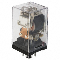 TE Connectivity Potter & Brumfield Relays - KRP-3DH-24 - RELAY GEN PURPOSE SPST 20A 24V