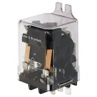 TE Connectivity Potter & Brumfield Relays - KUGP-7D55-24 - RELAY GEN PURPOSE DPST 10A 24V