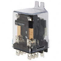 TE Connectivity Potter & Brumfield Relays - KUHP-11D51-24 - RELAY GEN PURPOSE DPDT 20A 24V
