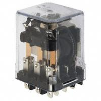 TE Connectivity Potter & Brumfield Relays - KUMP-14D18-24 - RELAY GEN PURPOSE 3PDT 15A 24V