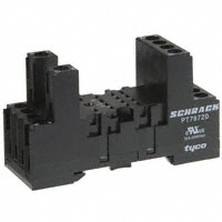 TE Connectivity Potter & Brumfield Relays - 6-1415034-1 - SOCKET FOR PT2 MINI RELAYS