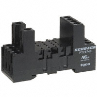 TE Connectivity Potter & Brumfield Relays - 4-1415033-1 - SOCKET FOR PT5 MINI RELAYS