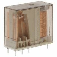 TE Connectivity Potter & Brumfield Relays - RP420024 - RELAY GEN PURPOSE DPDT 8A 24V