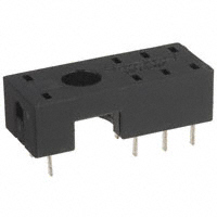 TE Connectivity Potter & Brumfield Relays - RP78602 - SOCKET PCB TERMINAL RT SERIES