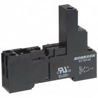 TE Connectivity Potter & Brumfield Relays - 8-1415035-1 - SOCKET 3.5MM W/SCREW TERM DIN