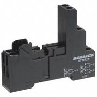 TE Connectivity Potter & Brumfield Relays - 6-1415035-1 - SOCKET 5MM W/SCREW TERM DIN