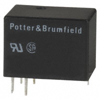TE Connectivity Potter & Brumfield Relays - T81H5D312-24 - RELAY TELECOM SPDT 1A 24V