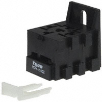 TE Connectivity Potter & Brumfield Relays - VCF4-1002 - SOCKET RELAY BRKT MNT HARNESS