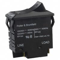 TE Connectivity Potter & Brumfield Relays - W33-T2N1Q-15 - CIR BRKR THRM 15A 250VAC 50VDC