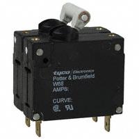 TE Connectivity Potter & Brumfield Relays - W68-X2Q12-20 - CIR BRKR MAG-HYDR 20A 277VAC