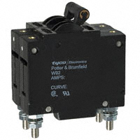 TE Connectivity Potter & Brumfield Relays - W92-X112-50 - CIR BRKR MAG-HYDR 50A 277VAC