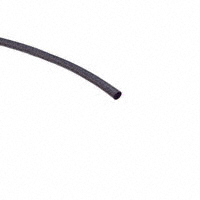 "TE Connectivity Raychem Cable Protection - VERSAFIT-MINI-SPL-1/16-BK - HEATSHRNK LOW TEMP 1/16"" 75' BLK"