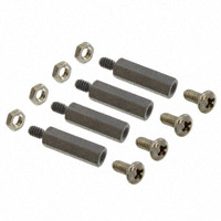VersaLogic Corporation - VL-HDW-106 - 4 SCREWS, NUTS AND STAND-OFFS