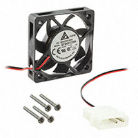 VersaLogic Corporation - VL-HDW-411 - ASSY COOLING FAN HDW-406 12V