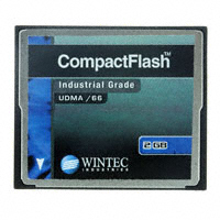 Wintec Industries - W7CF002G1XA-H30PB-02D.03 - MEMORY CARD COMPACTFLASH 2GB SLC