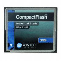 Wintec Industries - W7CF002G1XA-H30PB-02D.03 - MEMORY CARD COMPACTFLASH 2GB SLC