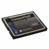 Wintec Industries - W7CF004G1XA-H20PD-2Q2.A3 - MEMORY CARD COMPACTFLASH 4GB SLC