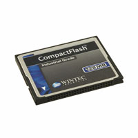 Wintec Industries - W7CF128M1XA-H20PD-001.A3 - MEM CARD COMPACTFLASH 128MB SLC