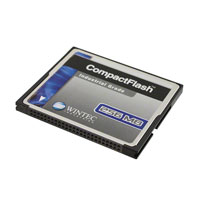 Wintec Industries - W7CF256M1XA-H20PC-001.A3 - MEM CARD COMPACTFLASH 256MB SLC