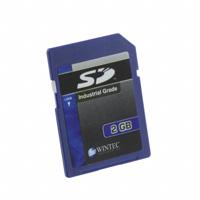 Wintec Industries - W7SD002G1XA-H60PB-02D.01 - MEMORY CARD SD 2GB SLC