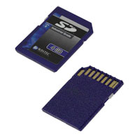 Wintec Industries - W7SD004G1XA-H60PB-2Q2.01 - MEMORY CARD SD 4GB SLC