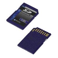 Wintec Industries - W7SD004G1XA-H60PB-2Q2.01 - MEMORY CARD SD 4GB SLC
