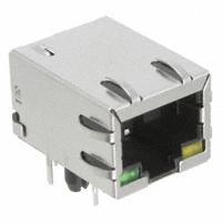 WIZnet - RB1-125BAG1A - CONN MAGJACK 1PORT 100 BASE-T