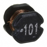 Wurth Electronics Inc. - 74477420 - FIXED IND 100UH 570MA 650 MOHM