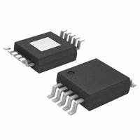ISSI, Integrated Silicon Solution Inc - IS31LT3505-SLS2-TR - IC LED DRIVER RGLTR DIM 10MSOP
